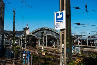 Kõln Hauptbahnhof (Summer 2019)
